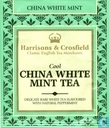 Cool China White Mint Tea
