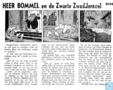 Comic Books - Bumble and Tom Puss - Heer Bommel en de Zwarte Zwadderneel