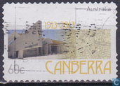 100 ans Canberra