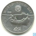 "Malta 2 pounds 1981 ""World Food Day"""