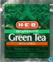 Decaffeinated Green Tea with Citrus