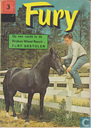 Comic Books - Fury - Op een nacht in de Broken Wheel Ranch... Fury gestolen
