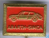 Abarth-Simca [rouge]