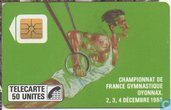 Phone cards - France Telecom - FFG - OYONNAX Gymnastique