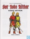 Comic Books - Red Knight, The [Vandersteen] - König Arthur