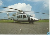 Wiking Helikopter Service / Sikorsky S-76