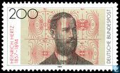 Postage Stamps - Germany, Federal Republic [DEU] - Heinrich Hertz