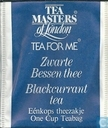 Zwarte Bessen Thee   Blackcurrant Tea
