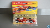 Ferrari F2005 Shell collectie