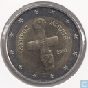 Coins - Cyprus - Cyprus 2 euro 2008