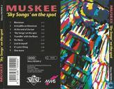 Disques vinyl et CD - Muskee - Sky songs on the spot