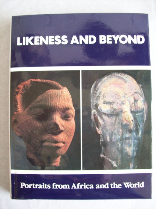 Boek: Likeness and Beyond. Portraits from Africa and the World