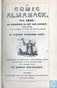 The Comic Almanack 1841/1842/1843
