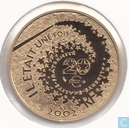 "France 20 euro 2002 (PROOF) ""Cinderella"""