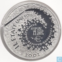 "France 1½ euro 2002 (PROOF) ""Cinderella"""