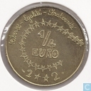 "France ¼ euro 2002 ""Children's design"""
