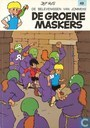 Comic Books - Jeremy and Frankie - De groene maskers