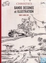 Christie's Bande Dessinée et Illustyration 2014