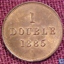 Guernsey 1 double 1885