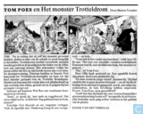 Comics - Bommel und Tom Pfiffig - Tom Poes en Het monster Trotteldrom