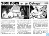 Comic Books - Bumble and Tom Puss - Tom Poes en de Kiekvogel