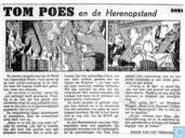 Comic Books - Bumble and Tom Puss - Tom Poes en de Herenopstand