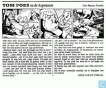 Comic Books - Bumble and Tom Puss - Tom Poes en de Argwaners