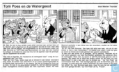Comic Books - Bumble and Tom Puss - Tom Poes en de watergeest