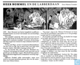 Comic Books - Bumble and Tom Puss - Heer Bommel en de Labberdaan