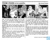 Comic Books - Bumble and Tom Puss - Tom Poes en het ontstoffen