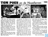 Comic Books - Bumble and Tom Puss - Tom Poes en de Nozellarven