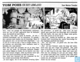 Comic Books - Bumble and Tom Puss - Tom Poes en het Lemland