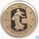 "France 20 euro 2003 (PROOF) ""La Sameuse"""