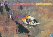 Papillon Grand Canyon Helicopters / Bell 206