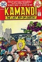 Kamandi, The Last Boy on Earth 19