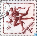 Hungarian-Swedish Athletics Take