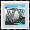 Postage Stamps - Germany, Federal Republic [DEU] - 100 years Müngsten Bridge