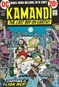 Kamandi, The Last Boy on Earth 6