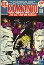Kamandi, The Last Boy on Earth 8