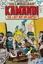 Kamandi, The Last Boy on Earth 13