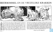 Comic Books - Bumble and Tom Puss - Heer Bommel en de vrezelijke krakken