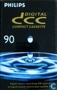 Philips DCC Digital Compact Cassette 90