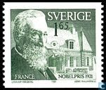 Postage Stamps - Sweden [SWE] - Anatole France