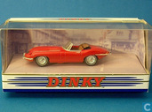Voitures miniatures - Matchbox Int'l Ltd. - Jaguar E-type convertible