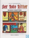 Comic Books - Red Knight, The [Vandersteen] - Riheis Waffen