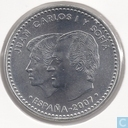 "Spanje 12 euro 2007 ""50th anniversary of the Treaty of Rome"""
