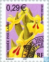 Postage Stamps - France [FRA] - Orchids
