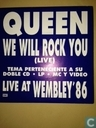We Will Rock You (Live)