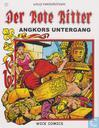 Comic Books - Red Knight, The [Vandersteen] - Angkors Untergang