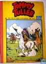 Comics - Tommy Tuller - De held der Far West  4